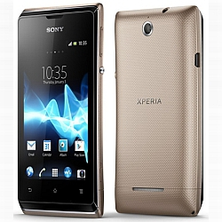 Unlocking by code Sony Xperia E