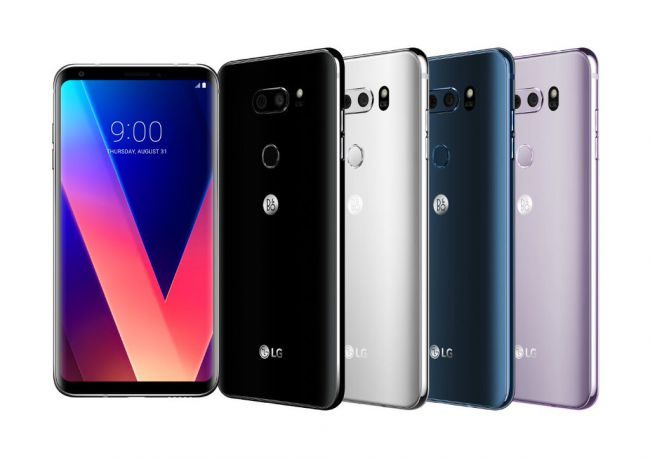 Last leaked peek at LG V30 before its unveiling