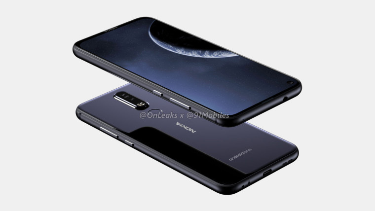 First info on Nokia 6.2