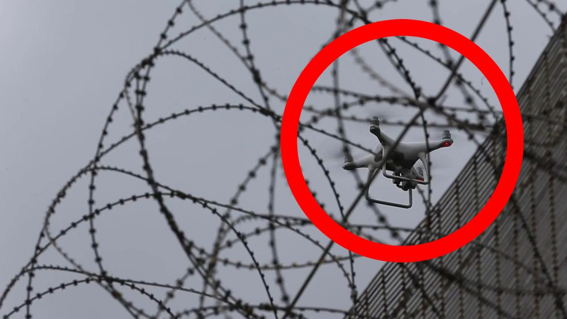 A gang of illegal drone deliverers is now in jail