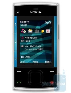 Unlocking by code Nokia X3