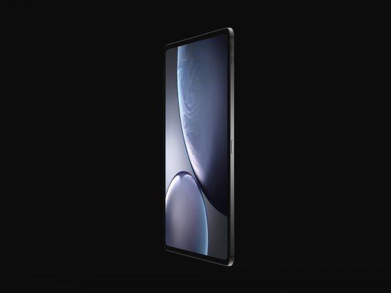 Concept art of iPad Pro 2018