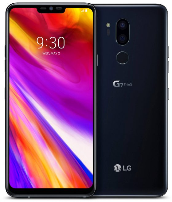 New render of LG G7 ThinQ