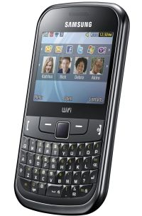 Unlocking by code Samsung Chat 335
