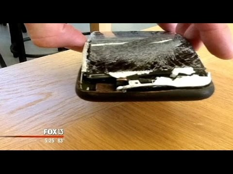 Yet another explosion; this time, iPhone 6 Plus blew up