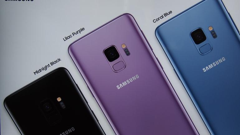 Samsung Galaxy S9 Plus updated with June 2019 security patch