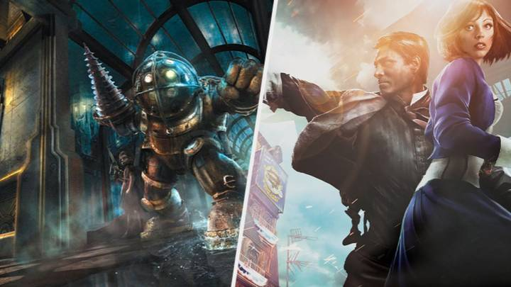 Video game players, rejoice, for BioShock ...
