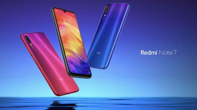 Xiaomi Redmi Note 7 Pro will come out next week