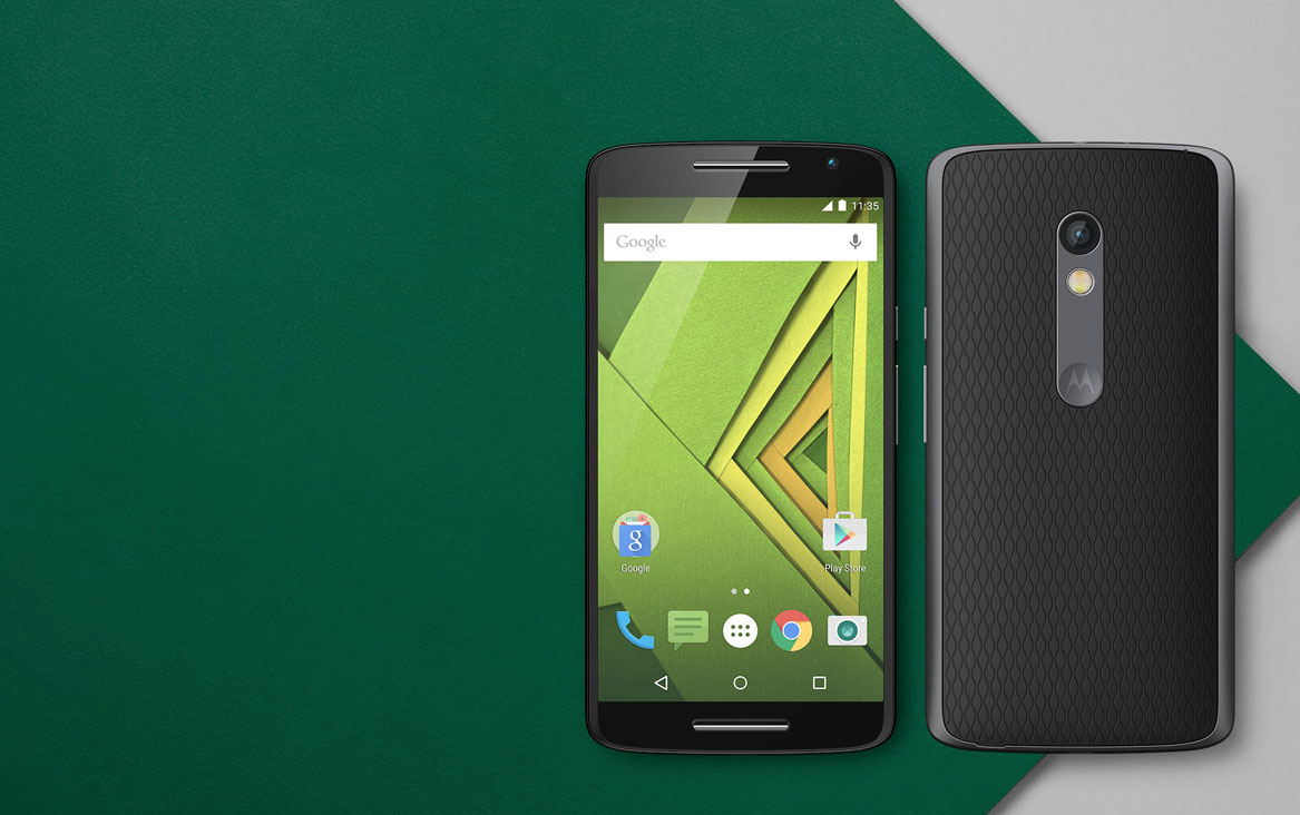 Moto X Play is getting upgraded to Android 7.1.1