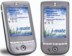 Unlocking by code HTC i-Mate