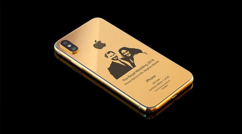 iPhone X Royal Wedding Edition, or yet another iPhone that you will not buy beause you have better things to spend money on