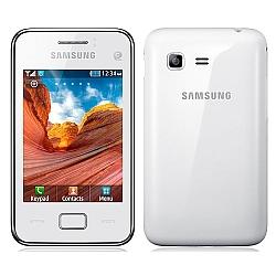 Unlocking by code Samsung GT-S5220