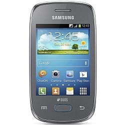 Unlocking by code Samsung GT-S5310