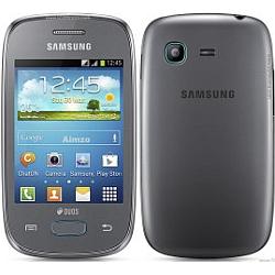 Unlocking by code Samsung GT-S5312