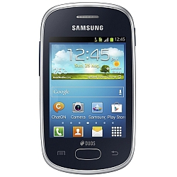 Unlocking by code Samsung Galaxy Star Duos