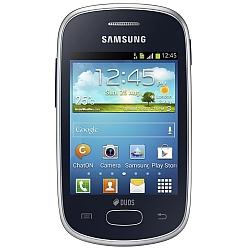 Unlocking by code Samsung GT-S5282