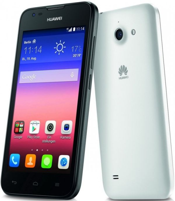How to unlock and unblock reset key Huawei Ascend Y550 using unlock