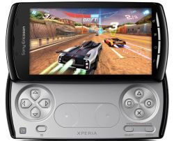 Unlocking by code Sony Xperia Play