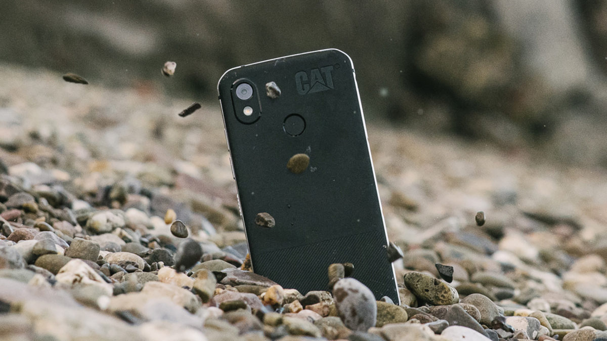 Cat S52 rugged smartphone is now available in the UK