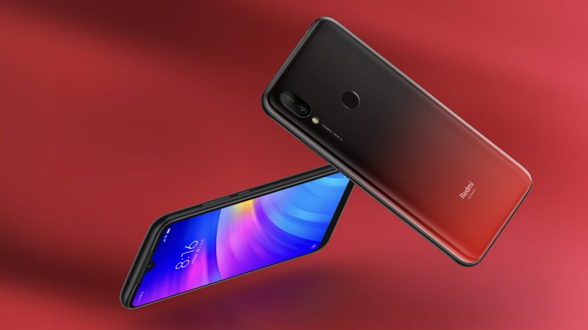 Xiaomi Redmi 7 officially revealed