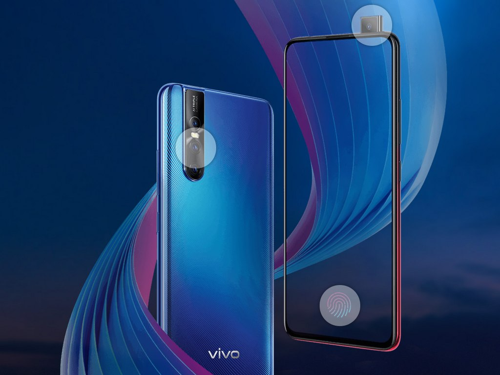 Vivo V15 Pro officially revealed. New CPU & other specs