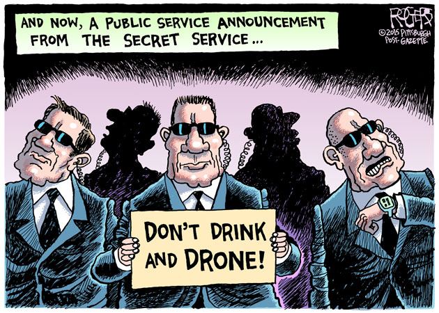 New Jersey against drunk drone pilots: Fight!