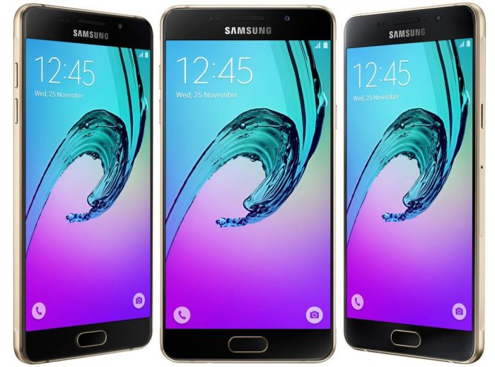 How to unlock and unfreeze Samsung Galaxy A7 (2017) using