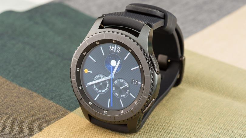 Samsung Gear S3 currently on sale for $190