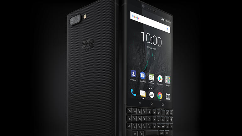 Canadians can get their BlackBerry KEY2 for free if they sign a two-year contract