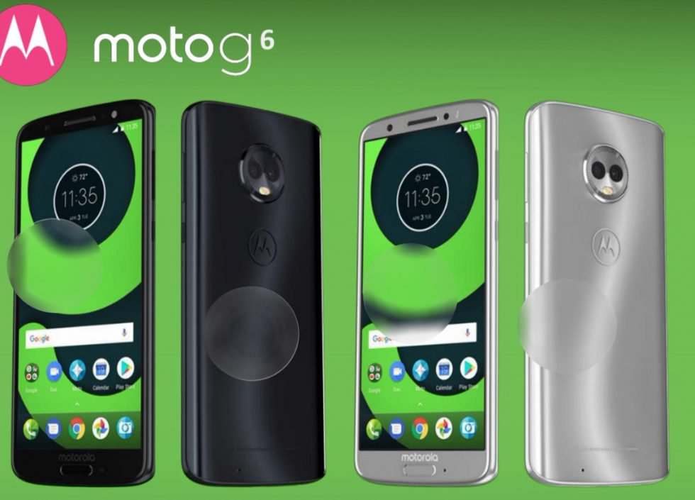 Pics of a whole Motorola Moto G line leaked