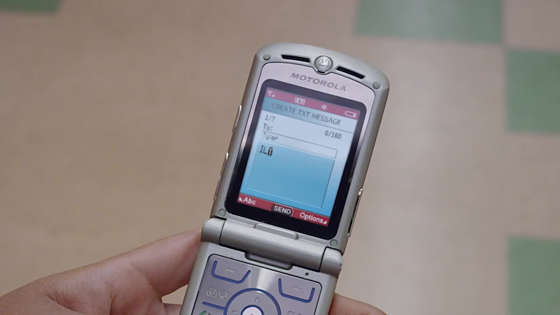 Motorola is working on a new Razr smartphone