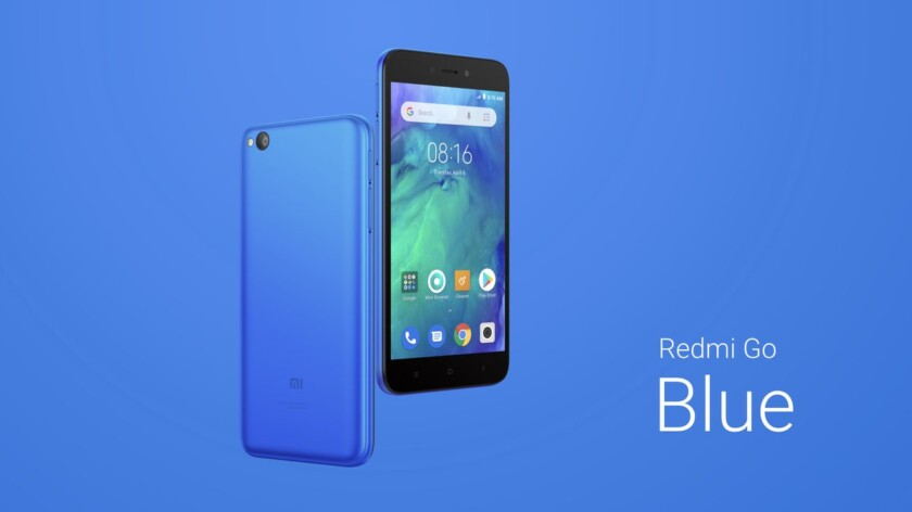 Xiaomi Redmi Go is out in India. An ultra-affordable smartphone