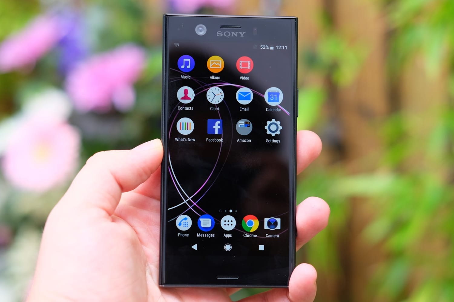 Sony Xperia XZ2 and XZ2 Compact, specs