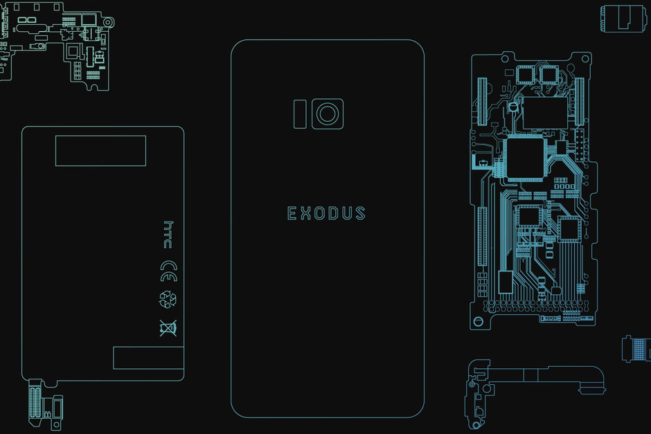 HTC Exodus 1 officially announced