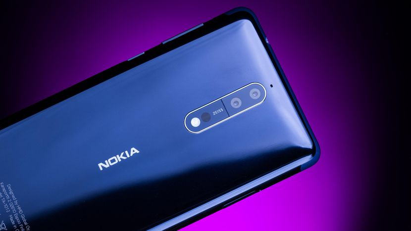 Nokia 8 revealed! Full specification and availability