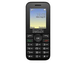 Unlocking by code Alcatel OT-2036A