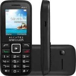 Unlocking by code Alcatel OT-2052A