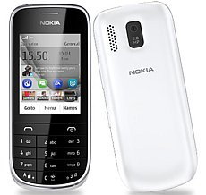 How to unlock Nokia Asha 203