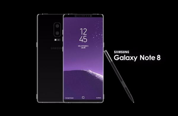 Samsung Galaxy Note 8 just received its FCC certification