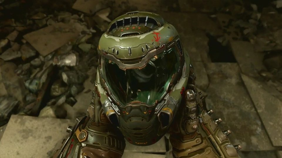 New gameplay video of Doom: Eternal. Oh boy!