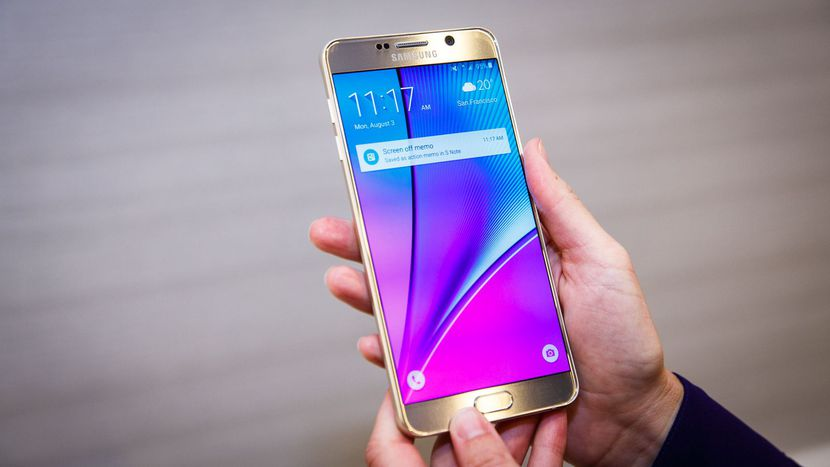 Samsung Galaxy Note 5 and Note 8 receives their January security update
