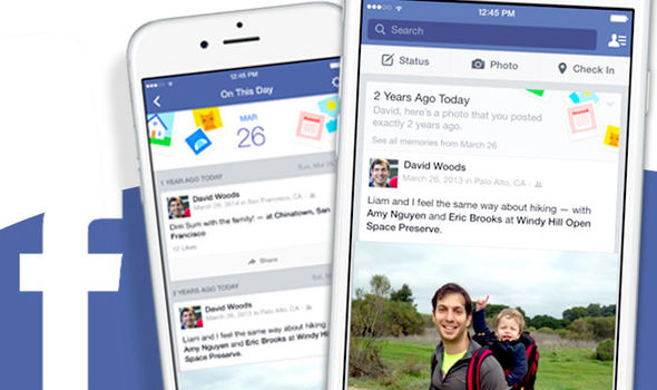 "Facebook ""memories"" are getting a lifting"