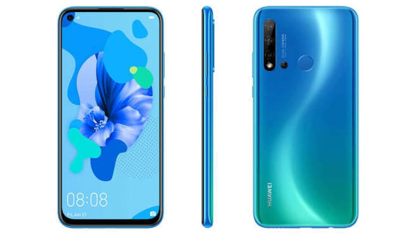 Leaked Huawei P20 Lite 2019 info, and quite a lot of it