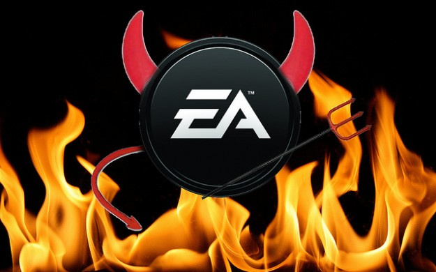Electronic Arts have just laid off 350 people