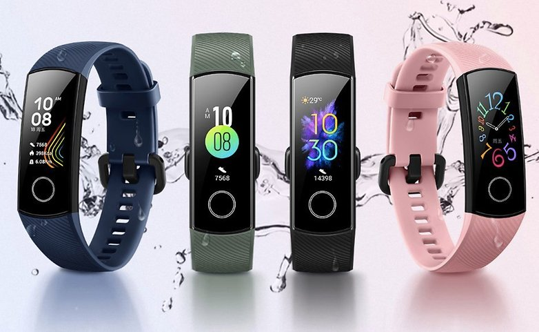 Honor Band 5 now available in the UK