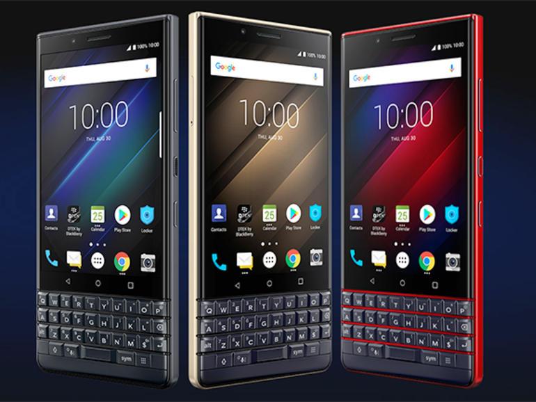 BlackBerry Key2 series is now out in Australia | Sim-unlock