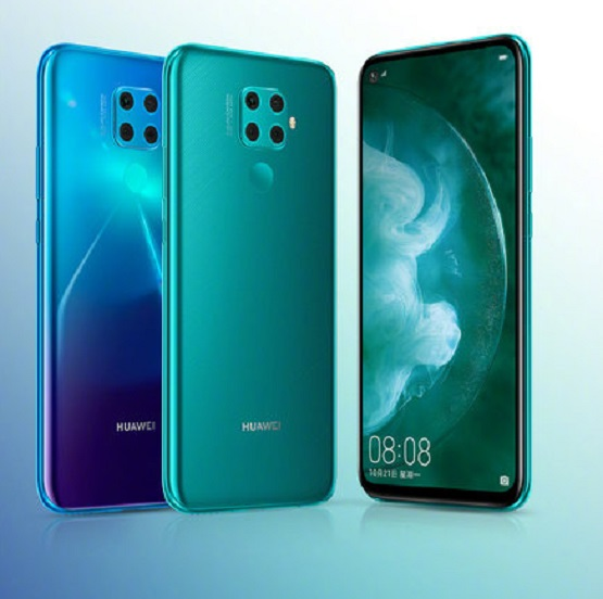 Huawei Nova 5z, another midranger