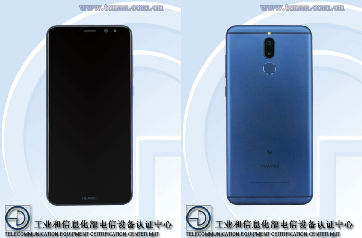 New Huawei phone surfaced on TENAA. renders and some specifications