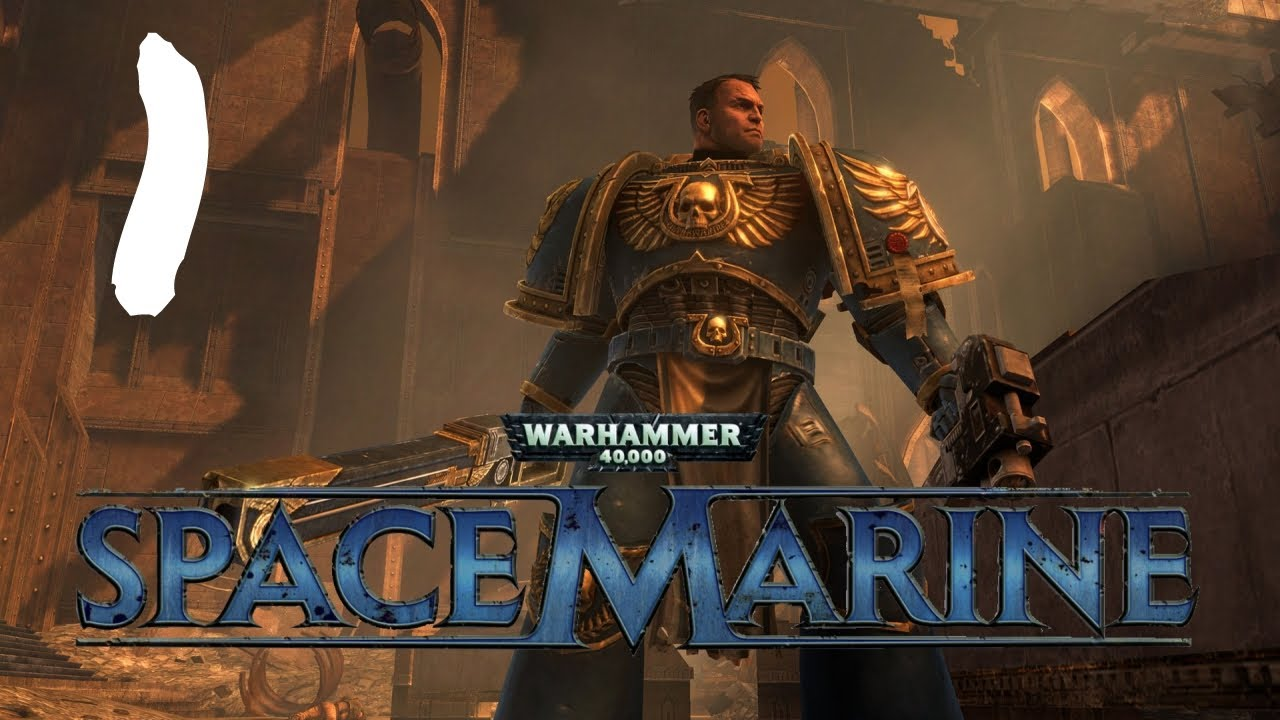 Warhammer 40000: Space Marine for free!