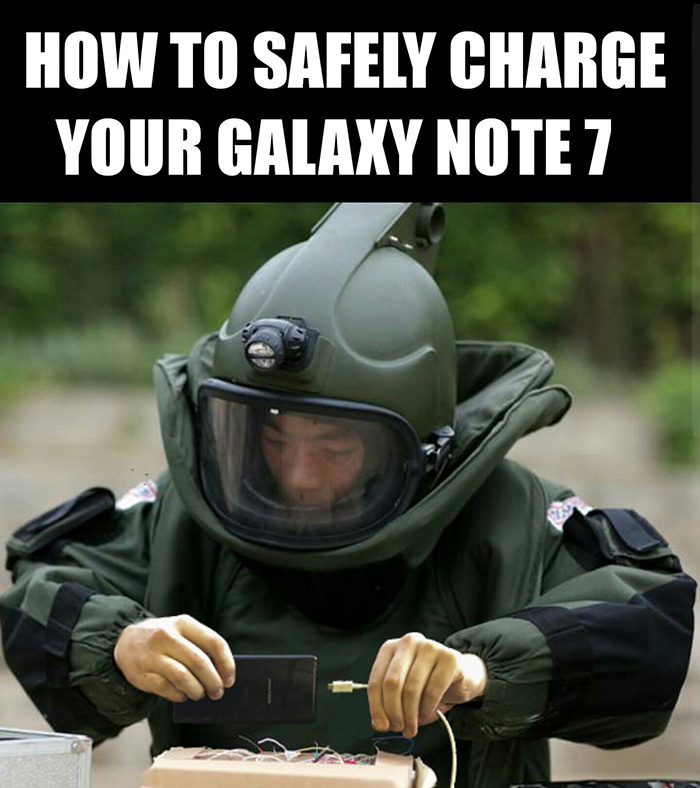 (Almost) Total Recall. 96% of Galaxy Note 7 phones have been returned to Samsung